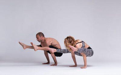 Бъдете здрави чрез силата на Ащанга йога
