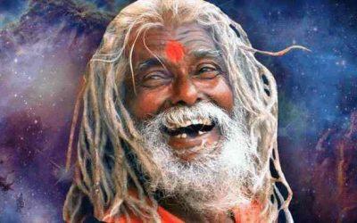 Смехът ли е ключа от вратата на просветлението?